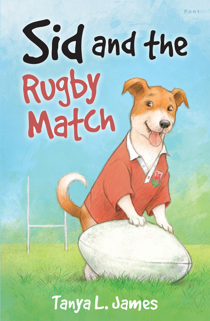 Sid and the Rugby Match written by Tanya James, illustration by Petra Brown